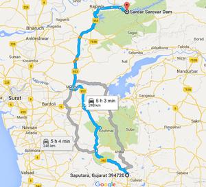 The Gujarat on Two Wheels