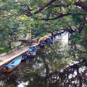 Vacationing the Kerala Backwaters