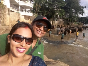 Honeymooning in Ravan's land