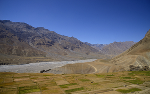 An incredible journey to Spiti