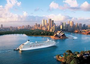 Top 5 most popular cruise destinations around the world
