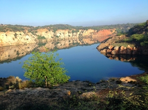 7 Hidden Lakes Around Delhi You Probably Never Knew Existed
