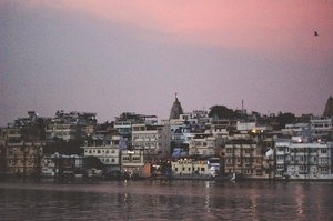 A Dulcet Evening in Udaipur