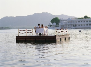 Romantic escapes in India