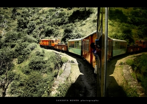 Toy Train Ride to the Summer Capital - Shimla