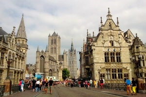 Festivities & flavours of Ghent