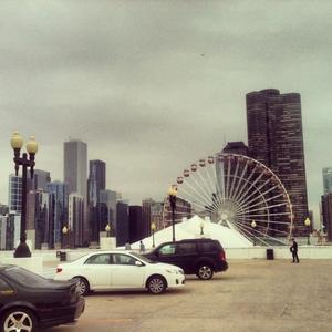 2 Girls storming Chicago