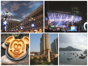 My HongKong & Macau travel diary!