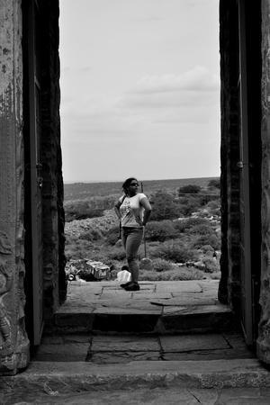 Gandikota - Identity in ruins