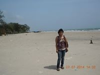 Chandrima Saha Travel Blogger