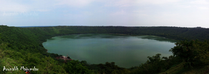 Lonar-Travelling to India's only Meteorite Lake