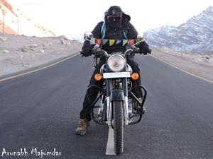 Arunabha Majumdar Travel Blogger