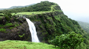 Drive to Madhe ghat - Classic Waterfall in Pune