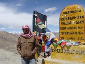 nagesh nalla Travel Blogger