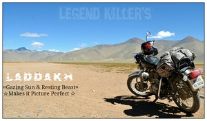 Ride To The DreamLand - Leh 2015