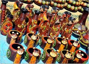 Surajkund Crafts Mela: A colourful delight