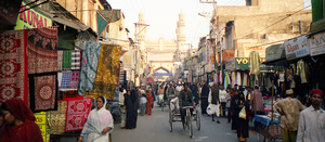 Hyderabad - From Indifference to Love