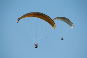 Trekking and paragliding at Bir-Billing