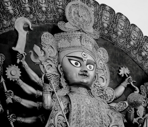 Durga Puja, Calcutta - When God meets Art