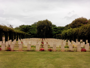 Kirkee War Cemetery - Pune's openly hidden gem