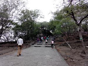 Pune's highest point: Parvati Hill