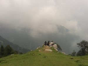Triund trek: Lose yourself in nature