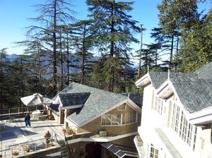 My first experience with Snow-the wonder of it all..at Shimla