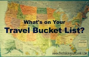 Bucket list for 2016