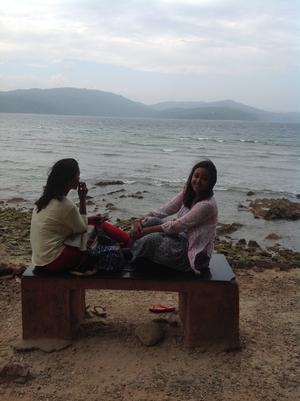 Girls Getaway at Andaman
