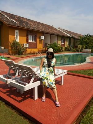 Payal Pallavi Bharadwaj Travel Blogger