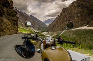 Why you ride? A solo roadtrip to Leh and beyond