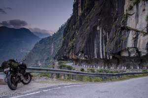 Why you ride II : A Solo road trip to Spiti Valley.