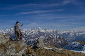 A maiden trek to Garhwal Himalayas
