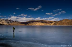 A solo trip to Ladakh in Winters