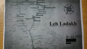 Leh Ladakh: Where eagles dare