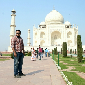 Athul Gopal Travel Blogger
