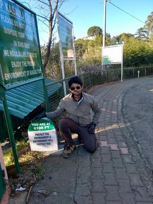 ashish sadhuka Travel Blogger
