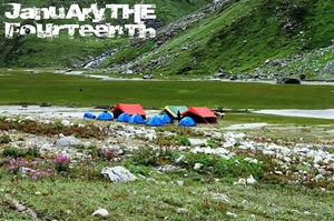 Trek to Deo Tibba Basecamp near Manali in Himachal