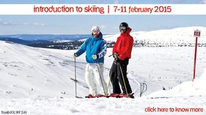 Skiing in Gulmarg, Kashmir