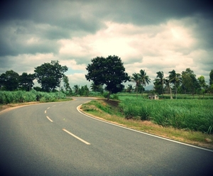 Mysore - Via the roads less travelled