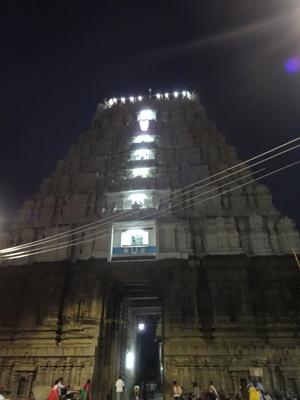 Four Hours in Kanchipuram, India