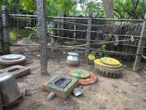 Sustainable Living at Sadhana Forest!