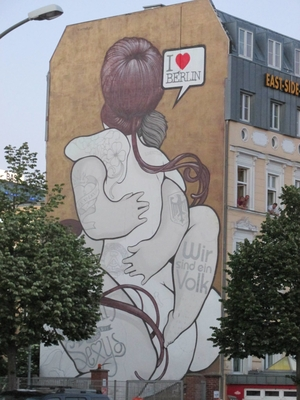 Traipsing In Berlin