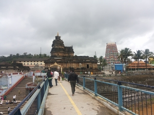 On a spiritual quest to Sringeri