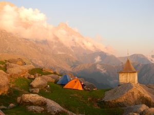 Triund – Where my soul found abode
