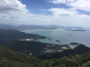 Langkawi: A Malaysian wonderland Of sea, sun and love