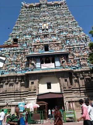 Trip to Rameshwaram, Tamil Nadu