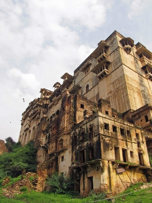 Bundi – City made by 'goblins'