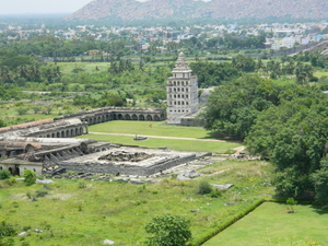 High on History: Gingee Fort