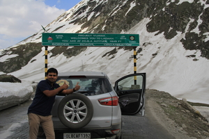 Srinagar to Leh - A journey through Indian Amazon